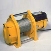 Compact Winch / COMEUP INDUSTRIES INC.