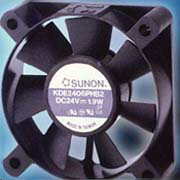 6015 DC Brushless Cooling Fan series / Sunonwealth Electric Machine Industry Co., Ltd.