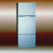 Non-CFC 3-Door  Refrigerator / SAMPO CORPORATION