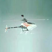 30 Class R/C Model Helicopter ─ Raptor / THUNDER TIGER Corp.
