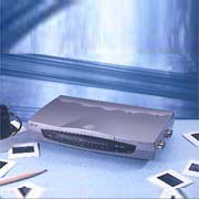Internet Server With Hub Built-in / D-Link Corporation