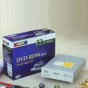 12倍影音數位 DVD 光碟機 / 華碩電腦股份有限公司
