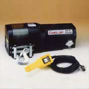ELECTRIC WINCH / COMEUP INDUSTRIES INC.