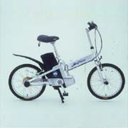 Electric Folding Bike  / Giant Manufacturing Co., Ltd.