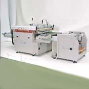 全自動梢孔對位PCB網印機