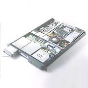 1U IDE磁碟陣列網路伺服器 / 磐儀科技股份有限公司
