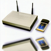 雙頻無線區域網路卡、雙頻無線區域網路SOHO閘道器 / 華碩電腦股份有限公司