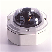 "1/3"" Color Rugged Dome Camera / EverFocus Electronics Corp."