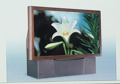 16:9 Hi-Scan Display Rear Projection / DELTA ELECTRONICS, INC.