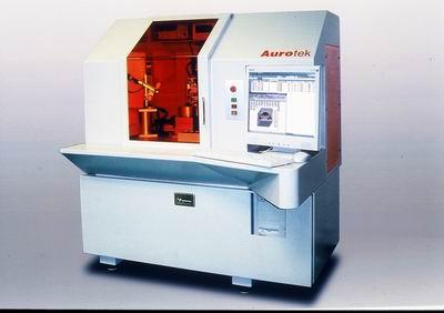 Fiber Auto Alignment and Laser Welding System / Aurotek Corporation