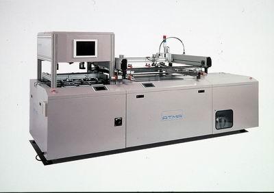 全自動視覺對位電路板網印機 / 東遠精技工業股份有限公司