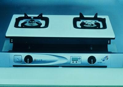 SAFEGUARD Gas-cooking appliance / TAIWAN SAKURA CORPORATION