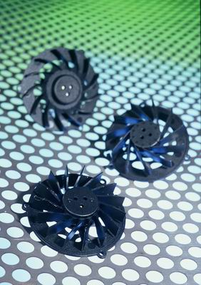 4509 Downward-folded Motor Fan / Sunonwealth Electric Machine Industry Co., Ltd.
