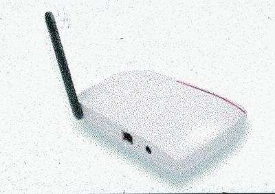 無線橋接器 / 技嘉科技股份有限公司