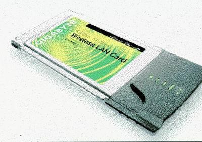 無線網路卡 / 技嘉科技股份有限公司