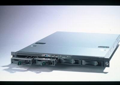 1U 積架式伺服器 / 技嘉科技股份有限公司