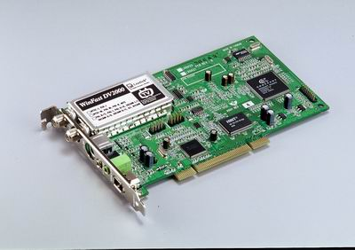 Multimedis TV tuner Card / Leadtek Research Inc.