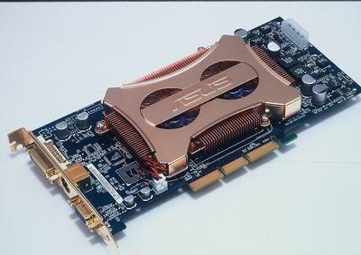 豪華版 2D/3D 顯示卡 / 華碩電腦股份有限公司