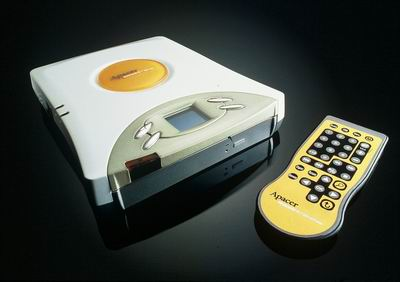 Disc Steno / Apacer Technology Inc.