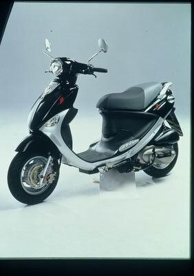 BuBu 100/125 / 摩特動力工業股份有限公司