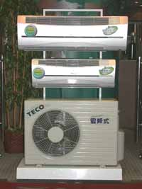 Inverter Split System Air Conditioner / TECO ELECTRIC & MACHINERY CO., LTD.