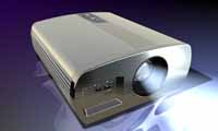 Cinema 3-Chip 16:9 DLP Projector / DELTA ELECTRONICS, INC.