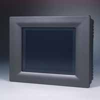 "Touch Panel Computer 5.7"" QVGA STN LCD Display / Advantech Co., Ltd."