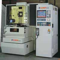 CNC Wire Cut Electric Discharge Machine / CHING HUNG MACHINERY & ELECTRIC INDUSTRIAL CO., LTD.