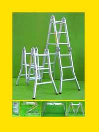 多功能折合鋁梯/鋁質工作踏板