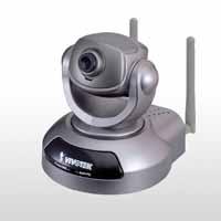 MPEG4迴轉式無線IP網路攝影機 / 晶睿通訊股份有限公司