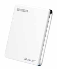 "StoreJet 1.8"" Portable HDD / Transcend Information, Inc."