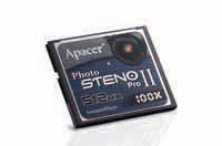 CompactFlash Card / Apacer Technology Inc.