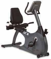 Fitness Recumbent Bike / Johnson Health Tech. Co., Ltd.
