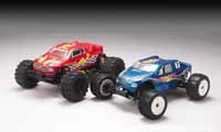 1/18th2WD Mini Monster / Racing Truck Series / THUNDER TIGER Corp.