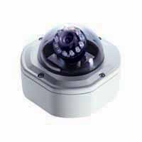 "1/3"" Color IR Rugged Dome Camera / EverFocus Electronics Corp."