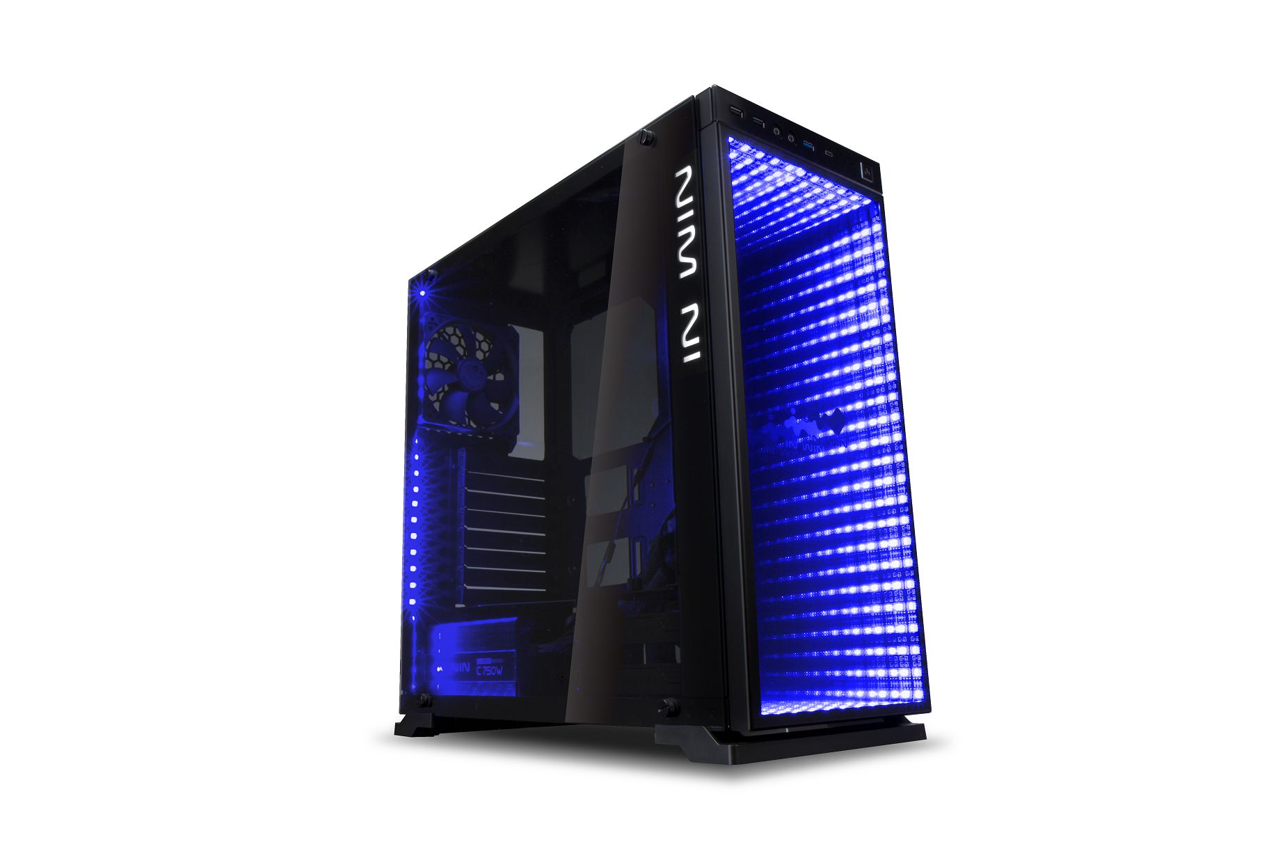 805 Infinity PC Chassis / In Win Development Inc.