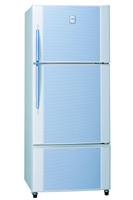 Stylish two-tone refrigerator series / SAMPO CORPORATION
