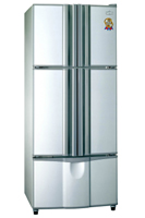 Five doors refrigerator series / SAMPO CORPORATION