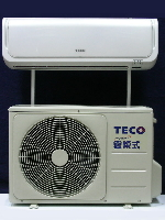 INVERTER SPLIT SYSTEM AIR CONDITIONERS / TECO ELECTRIC & MACHINERY CO., LTD.