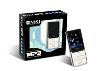 MP3 Player / MICRO-STAR INTERNATIONAL CO.,LTD.