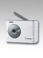 3GPP(無線)網路攝影機 / 晶睿通訊股份有限公司