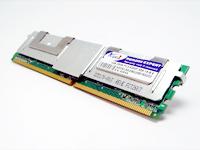 伺服器專用之全緩衝雙重內嵌式記憶體模組 / 威剛科技股份有限公司