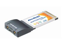 三頻Cardbus電視卡 / 圓剛科技股份有限公司