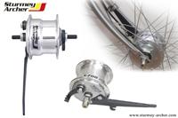 自行車輪軸式發電機 / 日馳企業股份有限公司