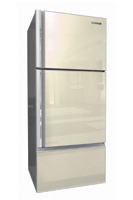 Glass refrigerator series / SAMPO CORPORATION
