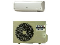 DC INVERTER SPLIT TYPE  ROOM AIR CONDITIONERS / TECO ELECTRIC & MACHINERY CO., LTD.