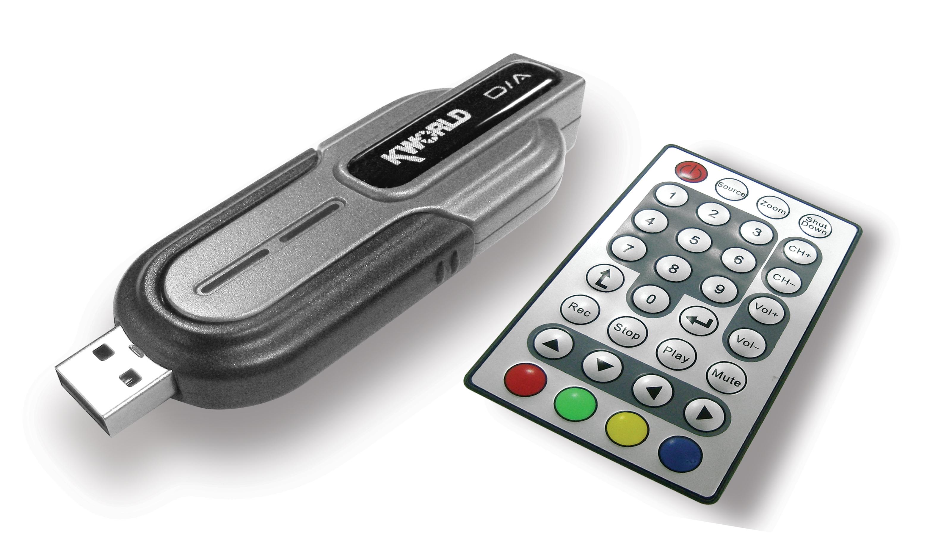 Download Trust Mini DVB-T USB Stick Driver …