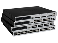 DGS-3600 series L3 Gigabit Stack Switch / D-Link Corporation