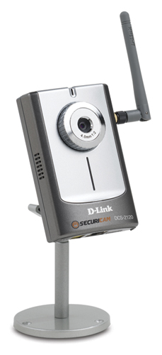 Wireless Internet Camera / D-Link Corporation