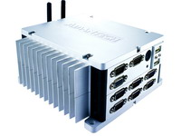 Rugged & Modular PC/104-based Embedded Box Computers / Advantech Co., Ltd.